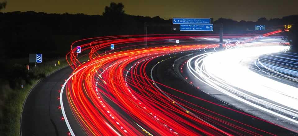 Paura di guidare in autostrada