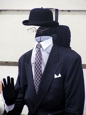 La marcia degli invisibili spotted