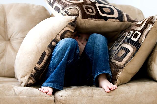 3 strategie per gestire e superare le paure dei bambini
