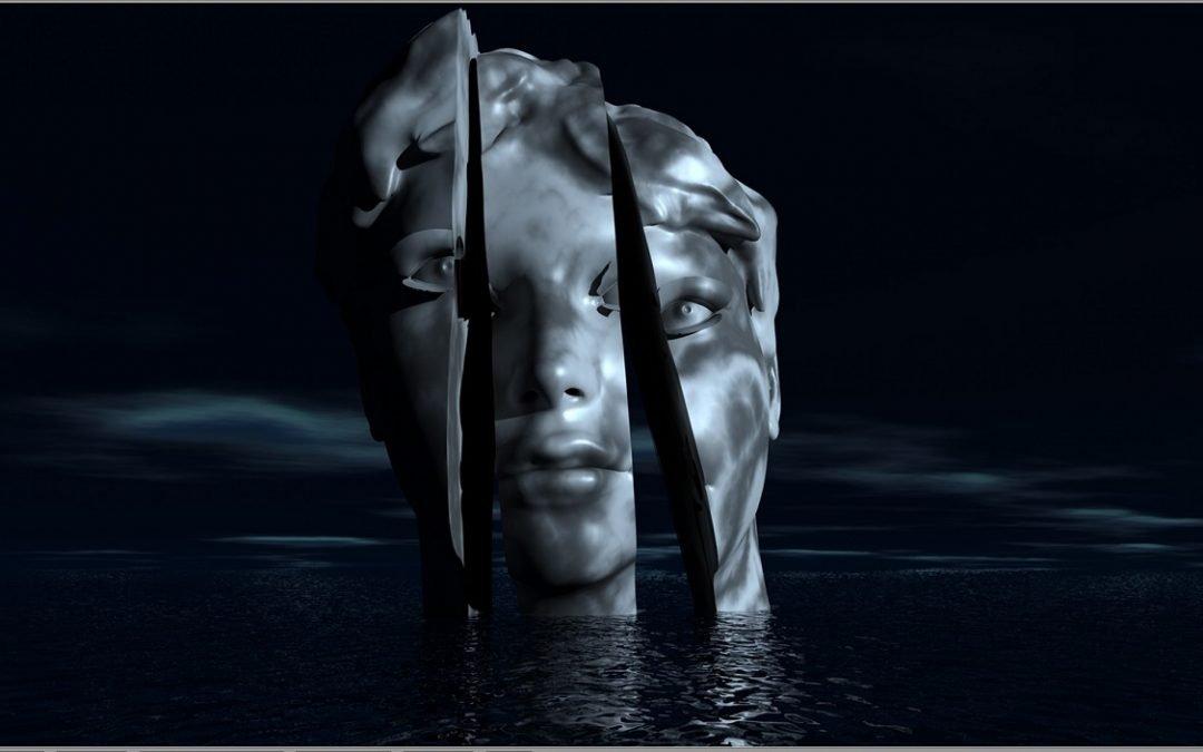 Disturbo ossessivo la mente contro i pensieri intrusivi